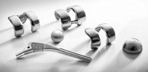 Metal orthopedic balls and joints